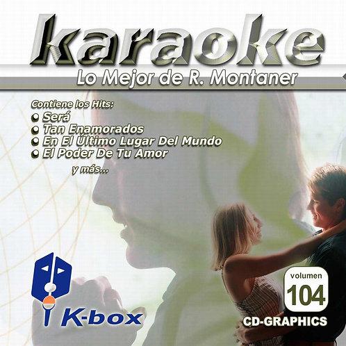 KBO-104 - Lo Mejor De R. Montaner