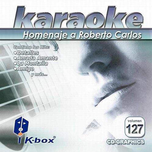 KBO-127 - Éxitos De Roberto Carlos