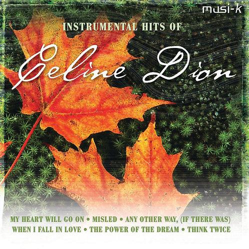 Instrumental Hits Of Celine Dion