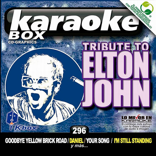 KBO-296 - Tribute To Elton John