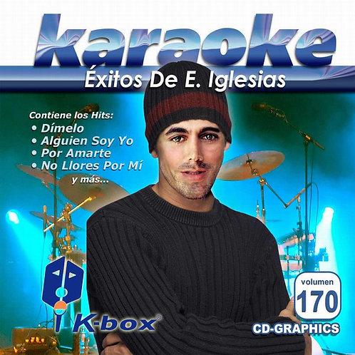 KBO-170 - Éxitos De E. Iglesias