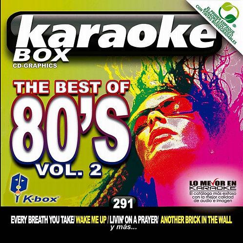 KBO-291 - The Best Of 80's Vol. 2