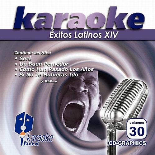 KBO-030 - Éxitos Latinos XIV