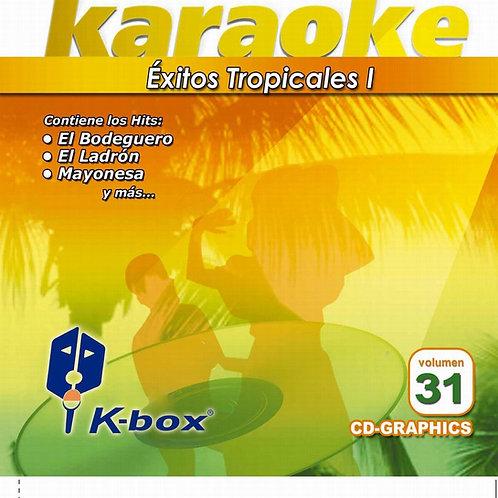 KBO-031 - Éxitos Tropicales I