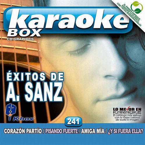 KBO-241 - Éxitos De A. Sanz