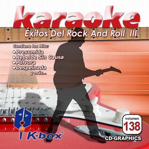 KBO-138 - Éxitos Del Rock And Roll III