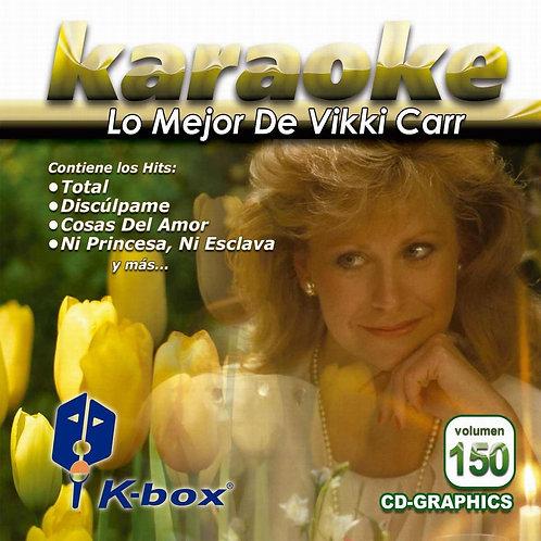 KBO-150 - Lo Mejor De Vikki Carr