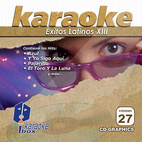 KBO-027 - Éxitos Latinos XIII