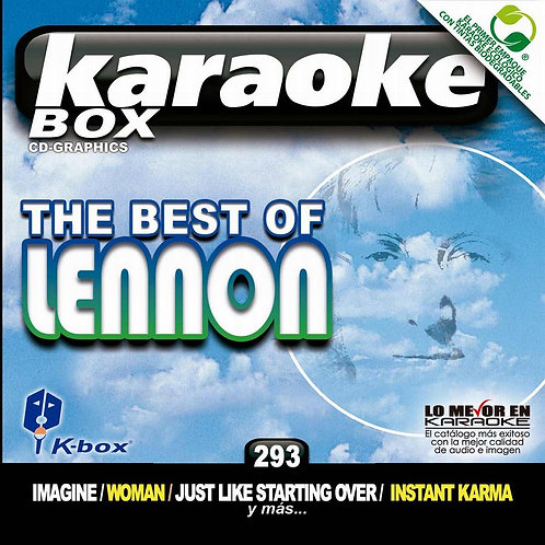 KBO-293 - The Best Of Lennon