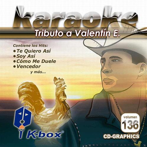 KBO-136 - Tributo A Valentín E.