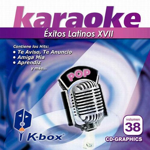 KBO-038 - Éxitos Latinos XVII