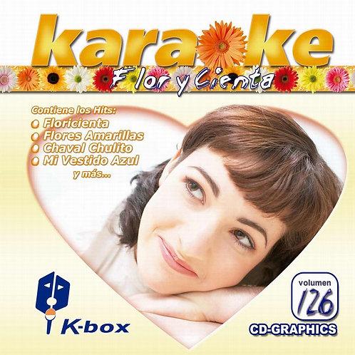 KBO-126 - Flor Y Cienta