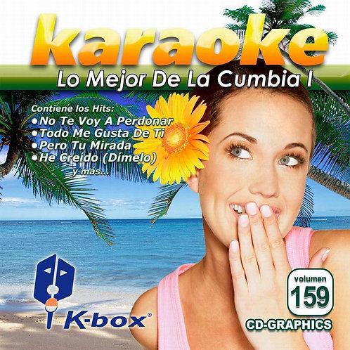 KBO-159 - Lo Mejor De La Cumbia I