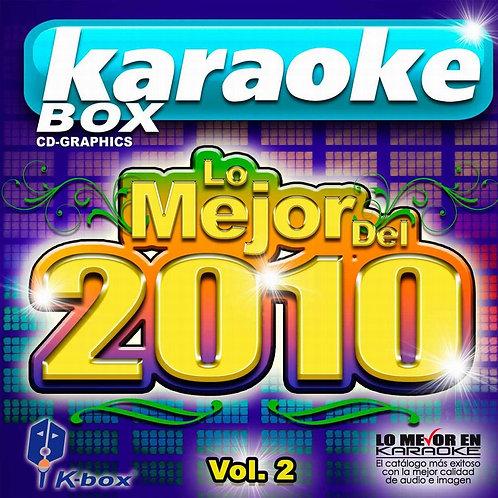 KBO-320 - Lo Mejor Del 2010 Vol. 2