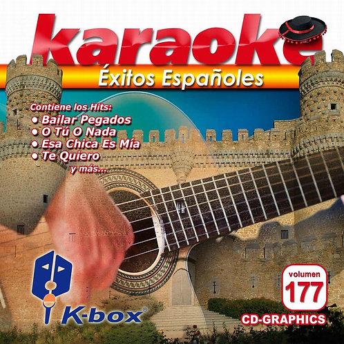 KBO-177 - Éxitos EspaÑoles