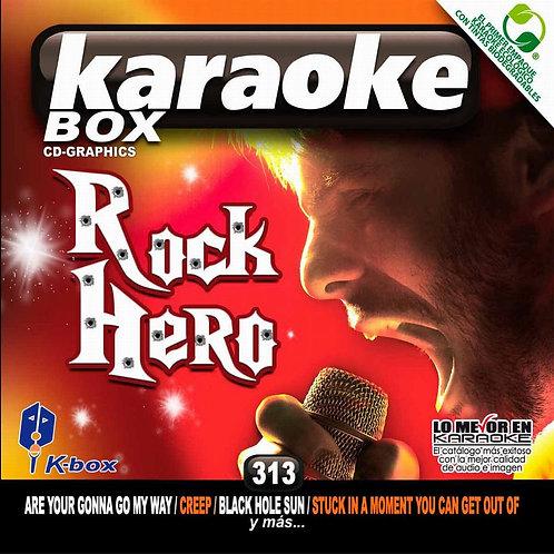 KBO-313 - Rock Hero