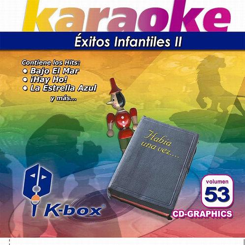 KBO-053 - Éxitos Infantiles II