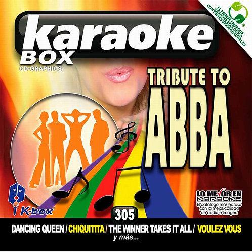 KBO-305 - Tribute To Abba