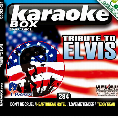 KBO-284 - Tribute To Elvis