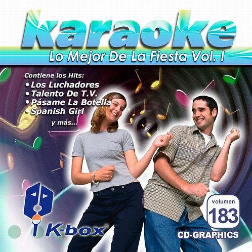 KBO-183 - Lo Mejor De La Fiesta Vol. 1