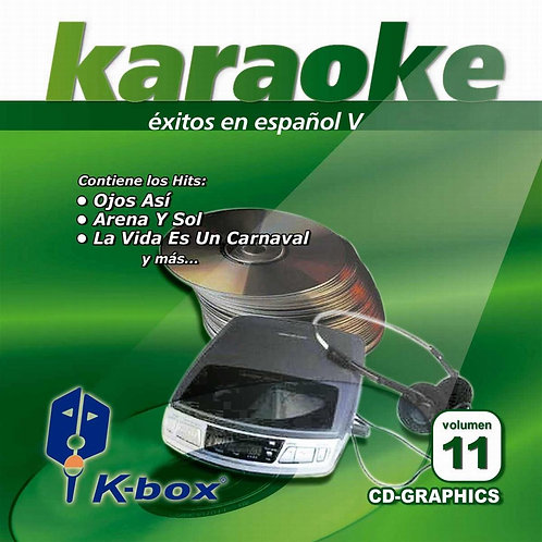 KBO-011 - Éxitos En Español V