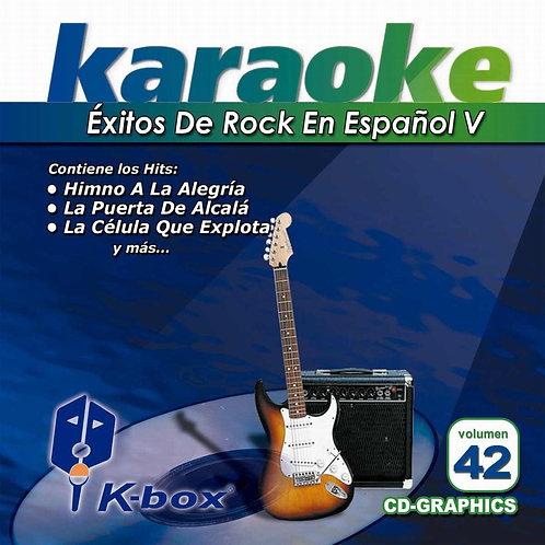 KBO-042 - Rock En Español V