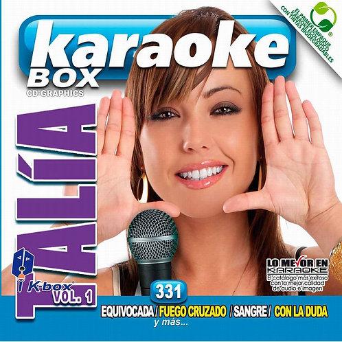 KBO-331 - Homenaje A Thalía Vol. 1