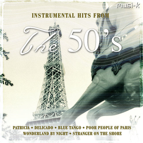 Instrumental Hits Of 50's