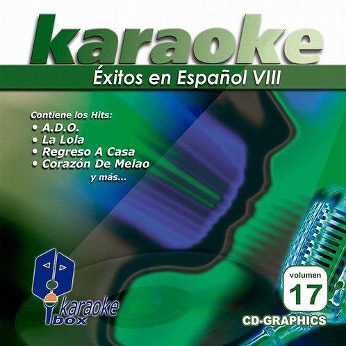 KBO-017 - Éxitos En Español VIII