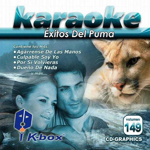 KBO-149 - Éxitos Del Puma