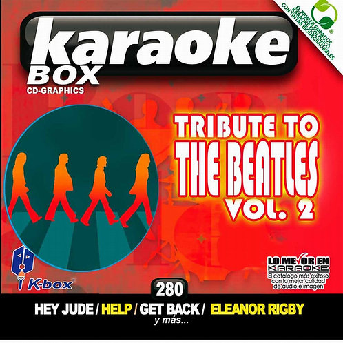KBO-280 - Tribute To The Beatles Vol. 2