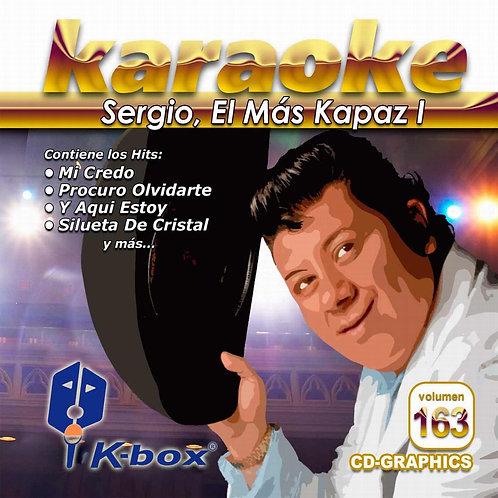KBO-163 - Sergio, El Más kapaz I