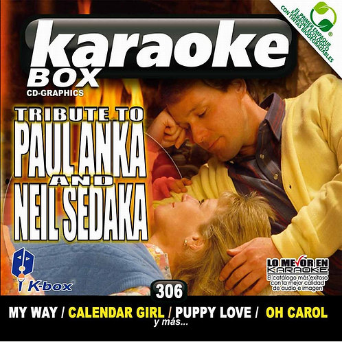 KBO-306 - Tribute To Paul Anka And Neil Sedaka