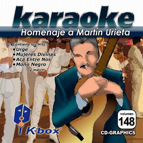 KBO-148 - Homenaje A Mart_n Urieta