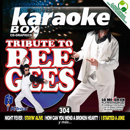 KBO-304 - Tribute To Bee Gees