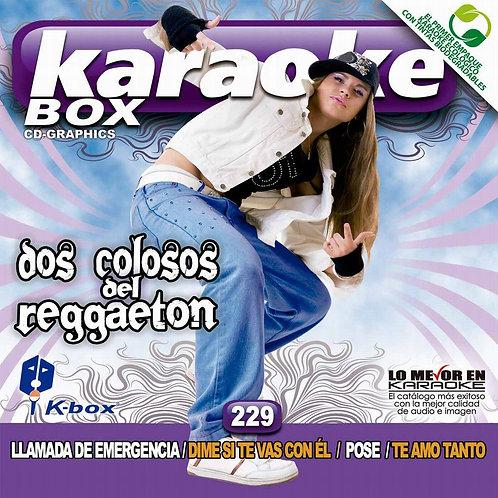 KBO-229 - Dos Colosos Del Reggaeton