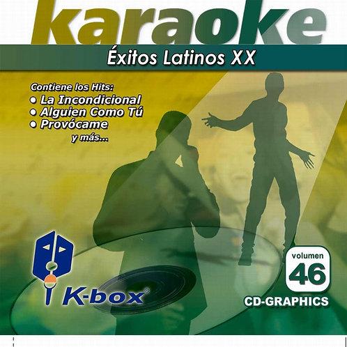 KBO-046 - Éxitos Latinos XX
