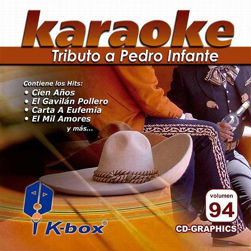 KBO-094 - Tributo A Pedro Infante