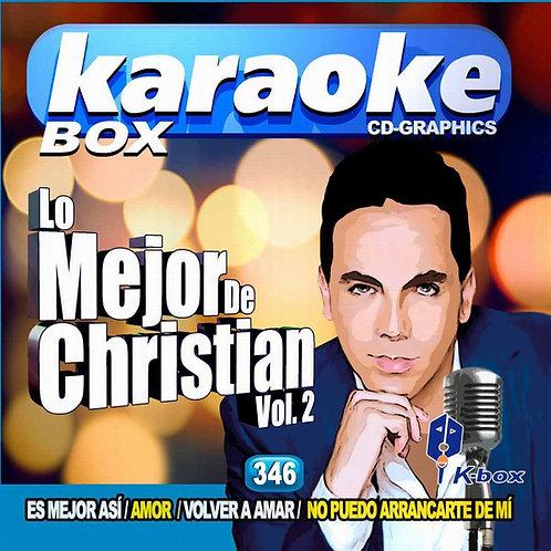 KBO-346 - Lo Mejor De Christian Vol. 2