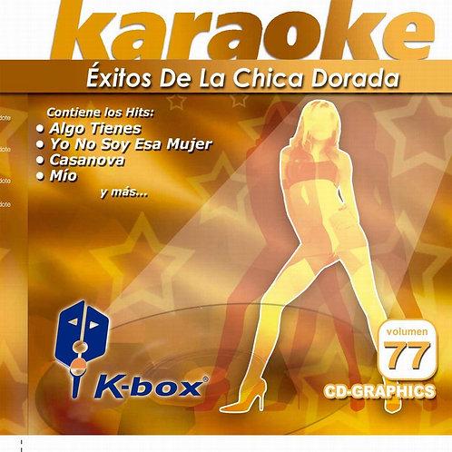 KBO-077 - Éxitos De La Chica Dorada