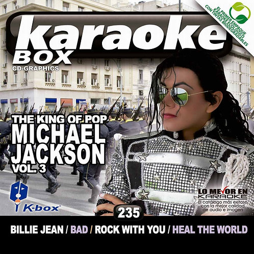KBO-235 - The King Of Pop Michael Jackson Vol. 3