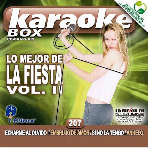 KBO-207 - Lo Mejor De La Fiesta Vol. II