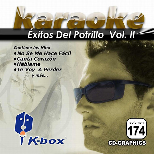 KBO-174 - Éxitos Del Potrillo Vol. II