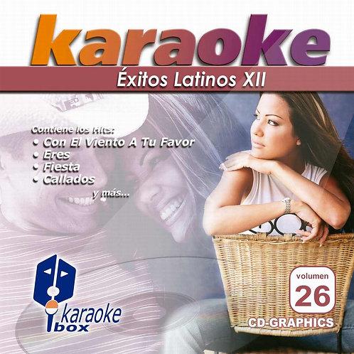 KBO-026 - Éxitos Latinos XII
