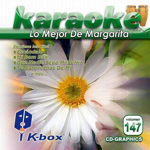 KBO-147 - Lo Mejor De Margarita