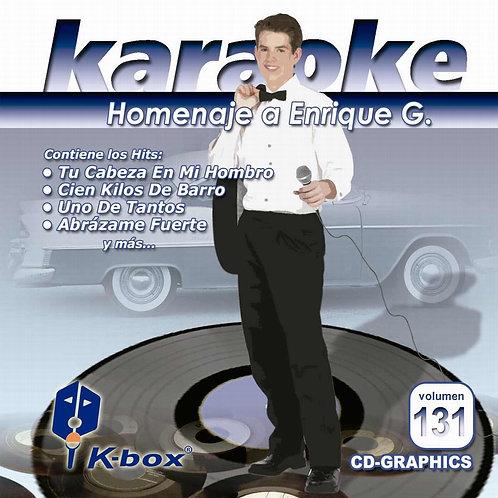 KBO-131 - Homenaje A Enrique G.