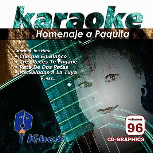 KBO-096 - Homenaje A Paquita