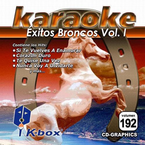 KBO-192 - Éxitos De Bronco