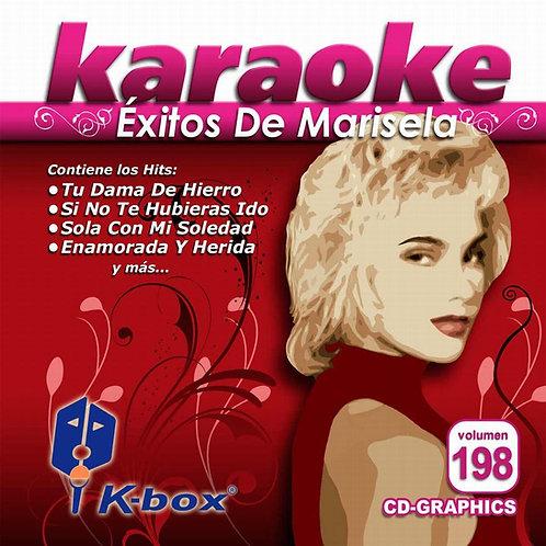 KBO-198 - Éxitos De Marisela