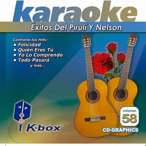 KBO-058 - Éxitos Pirulí y Nelson